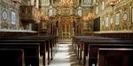 Interno Sinagoga di Cuneo